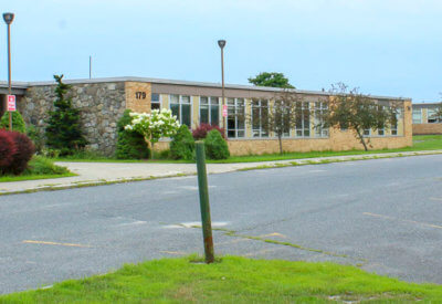 Burncoat High School
